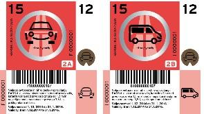 Obravnava vinjet in parkirnin z vidika odbitka DDV