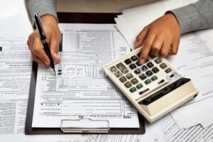 Določitev akontacije davka