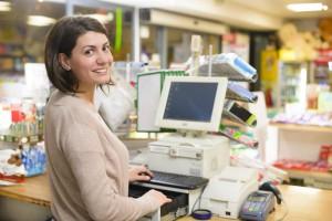 Davčne blagajne: Globe predvidene tudi za kupce