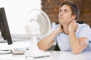 Kolikšna je najvišja dovoljena temperatura zraka v delovnih prostorih?
