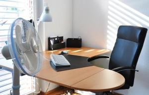 Temperatura na delovnem mestu ne sme presegati 28 stopinj Celzija