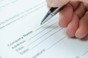 Nameravana firma: Rezervacija imena podjetja za eno leto