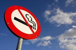 kajenje na delovnem mestu