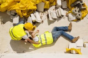 nezgoda na delovnem mestu