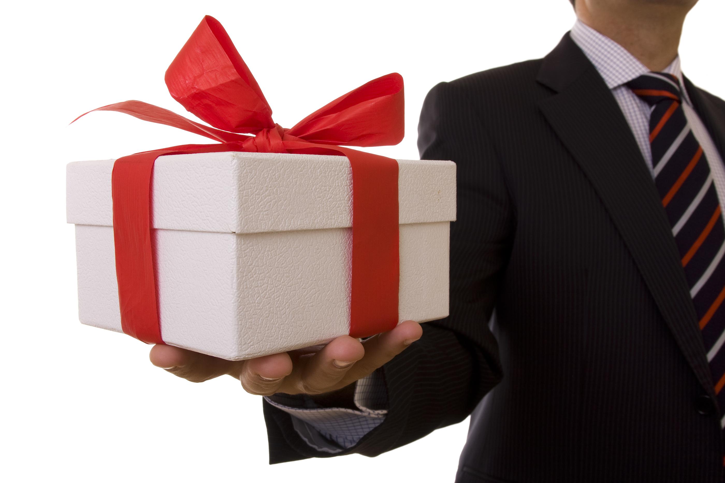 Katero poslovno darilo izbrati… – BeHappy