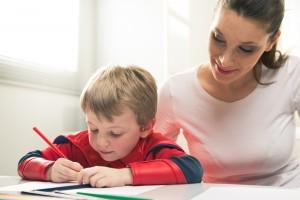 krajši delovni čas zaradi starševstva in popoldanski s. p.