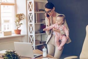 Porodniški dopust samostojne podjetnice