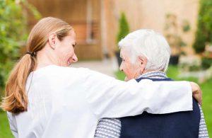 Dnevno institucionalno varstvo starejših