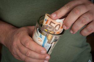 znesek denarnega nadomestila