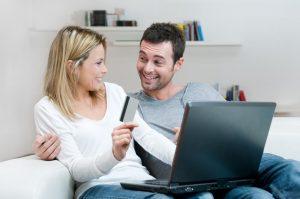 naklonjeni nakupovanju na spletu