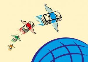 Odprt plačilni račun v tujini