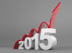 V 2015 več podjetij kot leto prej