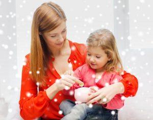 olajšava za otroke za leto 2016