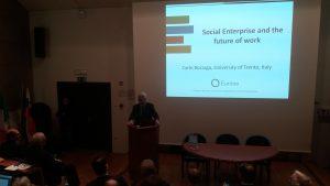 o socialnem podjetništvu