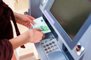 finančne storitve