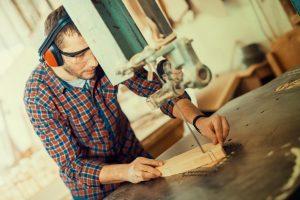 podjetja na področju rabe lesa