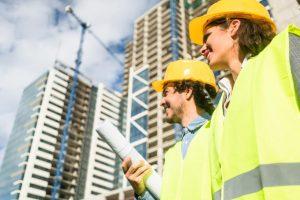 rast gradbeništva