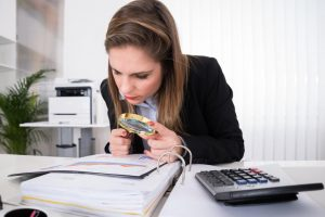 finančni inšpektorji