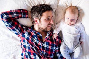 očetovski dopust 2018