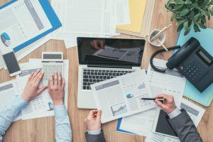 priprava poslovnega poročila