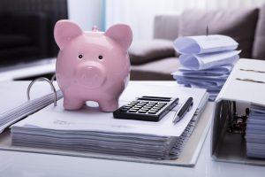osebni in poslovni račun
