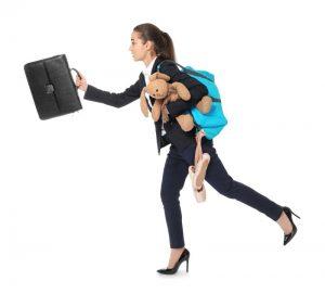 Zaposlitev za polovični delovni čas za starše