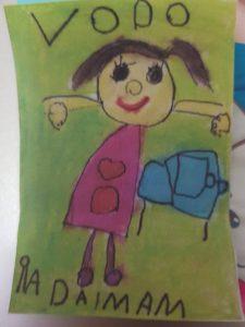 obdavčitev otroške risbice