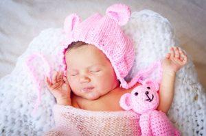 Državna pomoč ob rojstvu otroka