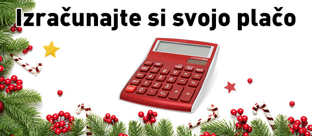 Izračun plače