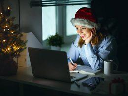 Zaobljuba za novo leto - odprtje podjetja