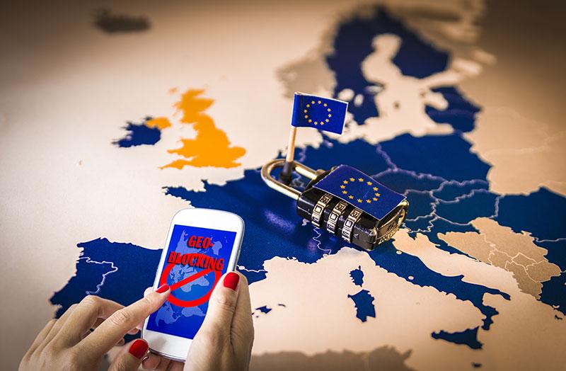 Prepovedano je geografsko blokiranje pri nakupih znotraj EU
