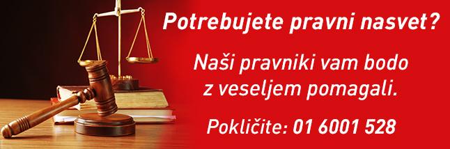 Pravni nasvet