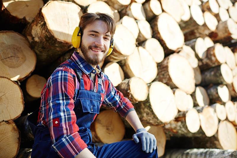 S prihodom pomladi nekaterim zadiši transport lesa iz gozda kot dejavnost svojega podjetja