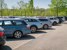 Obratovanje lastnega parkirišča