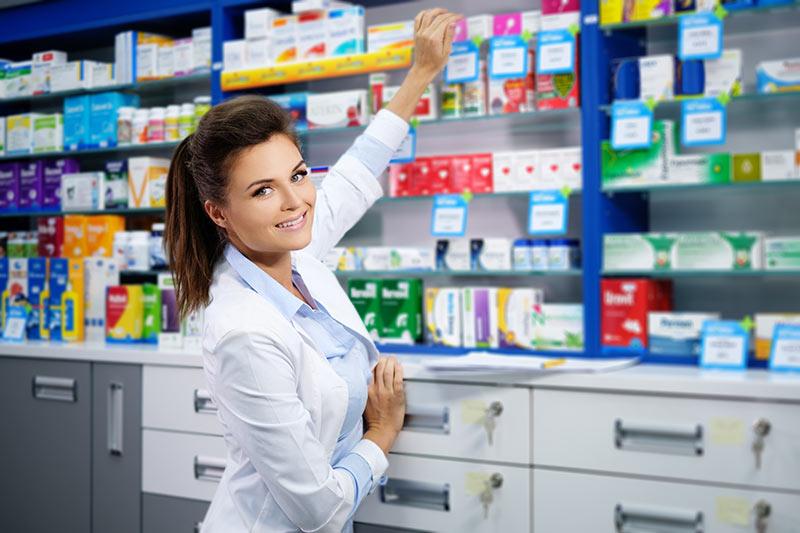 Lekarna ima izredno specifične pogoje za opravljanje dejavnosti