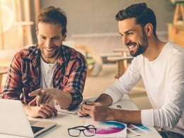 Bi lahko bili grafični oblikovalec… in to v lastnem podjetju?