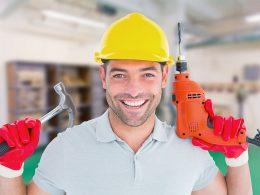 Popravila gradbenih strojev - za izvajanje potrebujete dovoljenja