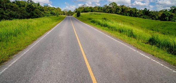 Za izvajanje del v območju državne ceste potrebujete soglasje