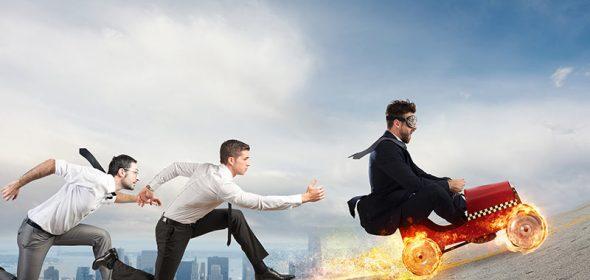 Začetnik in podjetniška dirka: bi se malce ustavili in ponovili kaj znate? Pa tudi česar ne-veste?
