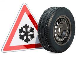 Obvezna zimska oprema za osebna vozila – Kakšna so pravila v drugih državah?