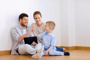 Razdelitev olajšave za vzdrževane družinske člane? Kako?