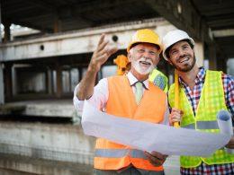 Vpis v imenik vodij del v gradbeništvu