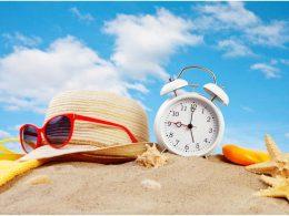 Dosežena delovna doba in letni dopust