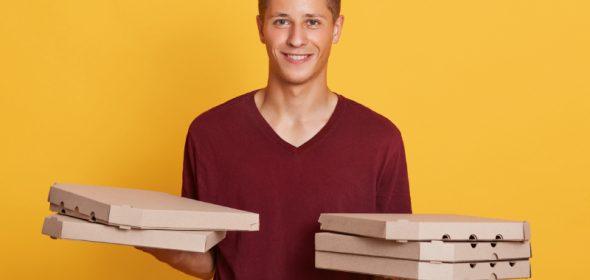 NIJZ opozarja na pogoje za dostavljanje hrane na dom
