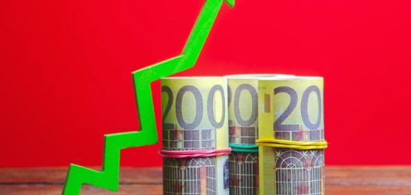 Povprečna bruto plača aprila 2020 višja!