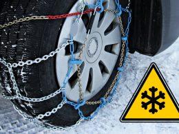 Zimske gume bodo kmalu obvezne - bliža se 15. november!