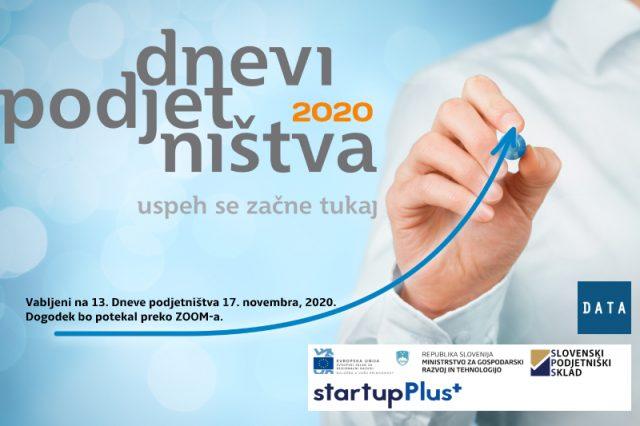 Dnevi podjetništva 2020